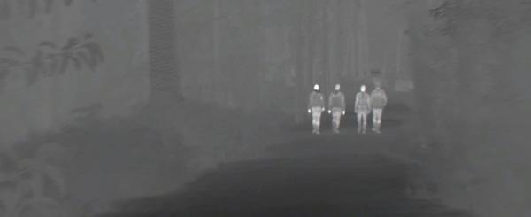 """Coldplay, en su vídeo """"Midnight"""".  Foto: DigitalSpy."""