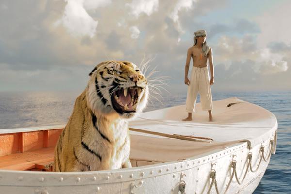 """Captura de la película """"Life of Pi"""" del director Ang Lee, por la que Rhythm & Hues ganó el Óscar de Efectos Visuales en 2013."""