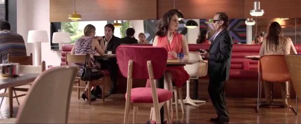 """Julieta Díaz y Guillermo Francella protagonizan """"Corazón de León""""."""
