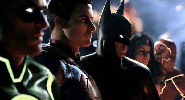 """El Justice League dice presente en """"Infinite Crisis""""."""