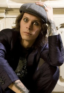 Ville Valo Portrait Session