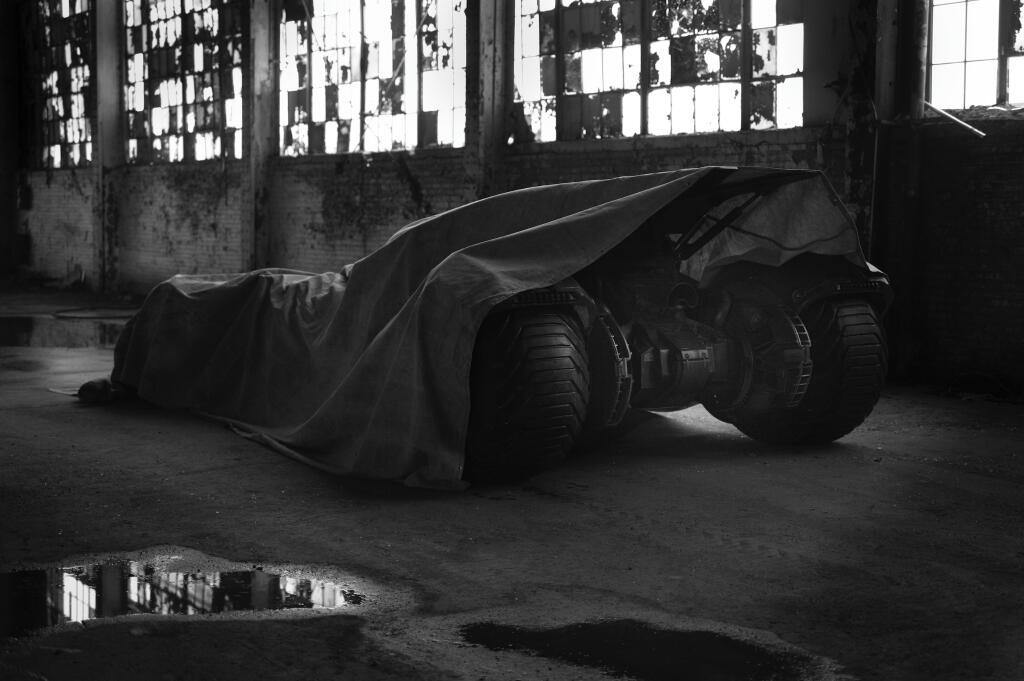 """El """"teaser"""" que lanzó el director ayer por Twitter.  Foto: Zack Snyder."""
