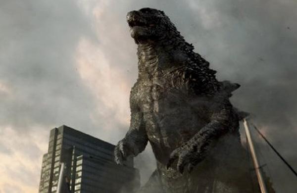 Godzilla, pisando todo lo que aparezca por el camino.  Foto: Warner Bros. Pictures /  Legendary Pictures.