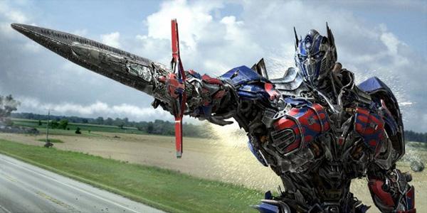 Sir Optimus Prime.  Foto: Paramount Pictures.