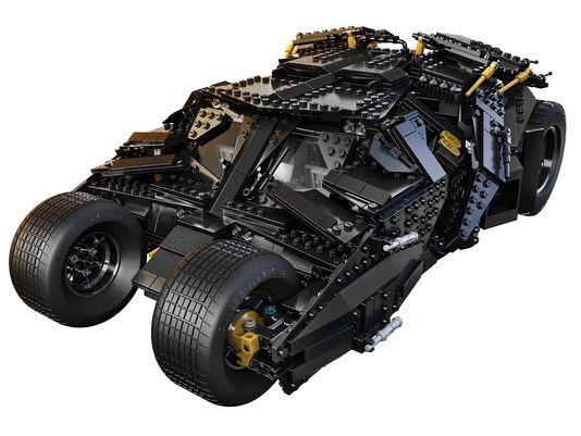 Fotos: LEGO.