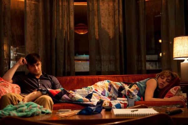 "Daniel Radcliffe y Zoe Kazan protagonizan la comedia romántica ""What If"".  Foto: F Word Productions""."