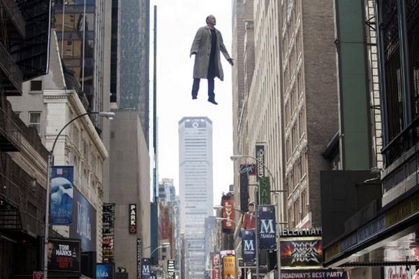 Michael Keaton es Birdman.  Foto: Fox Searchlight.