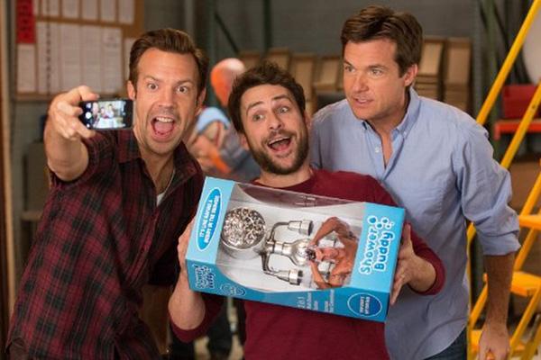 "Jason Bateman, Charlie Day y Jason Sudeikis protagonizan ""Horrible Bosses 2"".  Foto: John P. Johnson / Warner Bros. Entertainment."