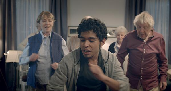 """Captura del filme """"Guten Tag, Ramón""""."""