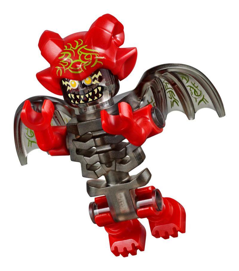 """Un fantasma bautizado como """"Red Daemon""""."""