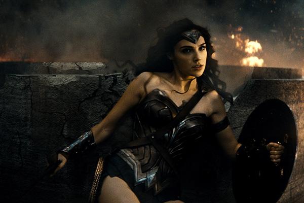 """Gal Gadot es la Mujer Maravilla en """"Batman v Superman""""."""