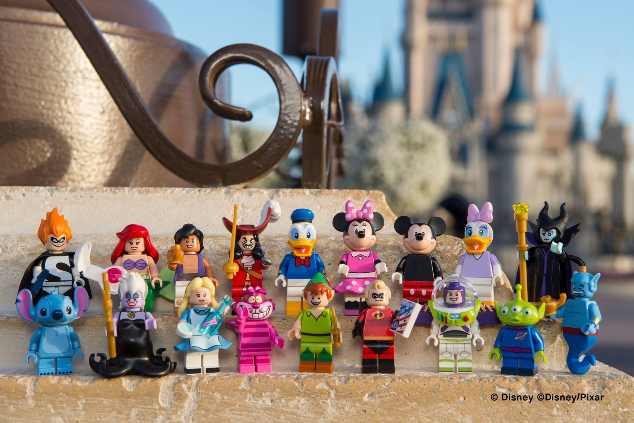 Fotos: Disney, Disney/Pixar.