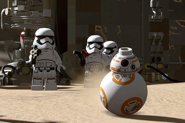 """""""¡Corre, BB-8, corre!"""""""