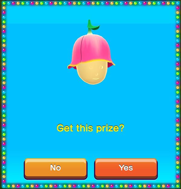 Un regalo cuestionable, de los que te puedes ganar en el juego.
