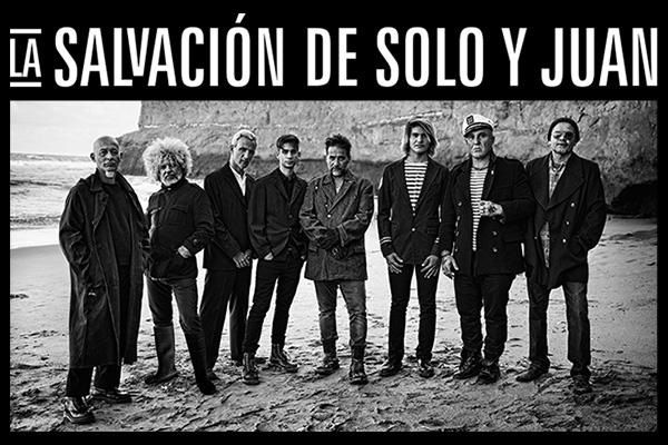 Foto: Los Fabulosos Cadillacs.