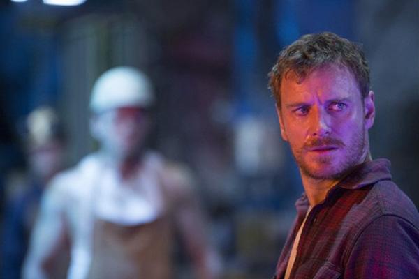 Magneto otra vez se debate entre el bien y el mal.  Foto: Alan Markfield /Twentieth Century Fox Film Corporation.
