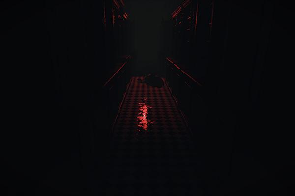 Hay algo en el pasillo... ¿Te aventuras a investigar?