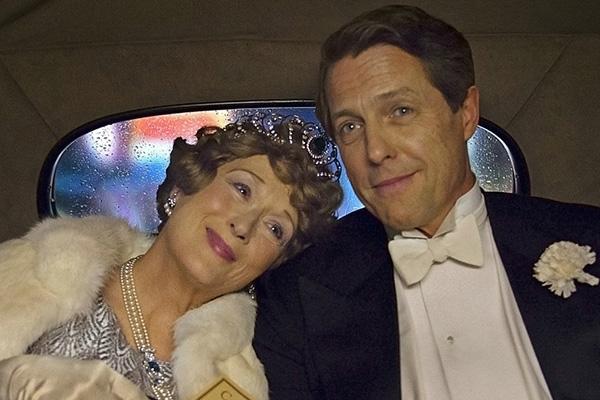 Meryl Streep y Hugh Grant protagonizan el filme.