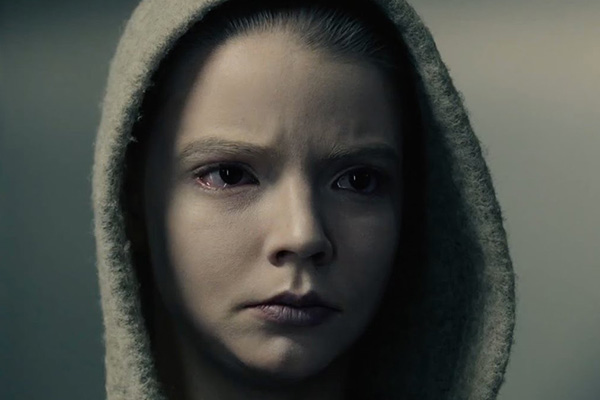 "Anya Taylor-Joy interpreta a Morgan en ""Morgan""."