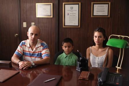 Padres de Jeremías descubren que su hijo es superdotado. Foto: sic.conaculta.gob.mx