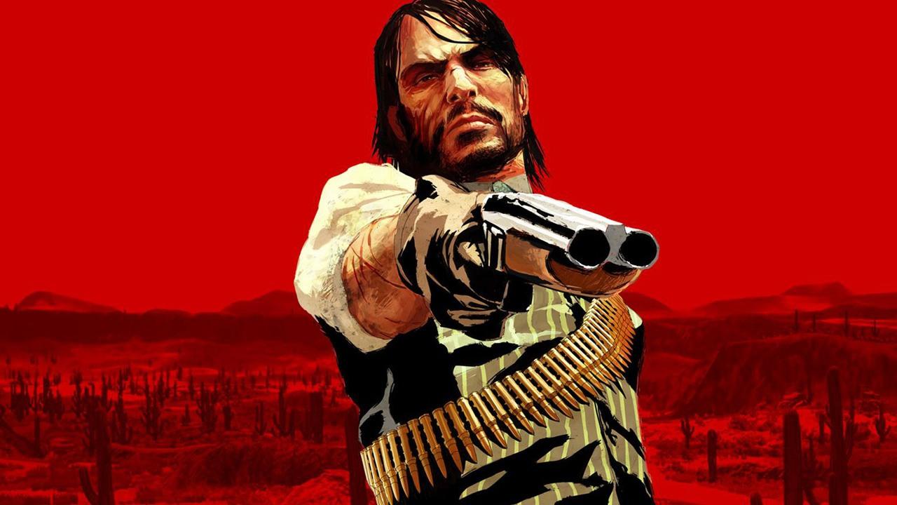 John Marston de Red Dead Redemption. Foto, collider.com