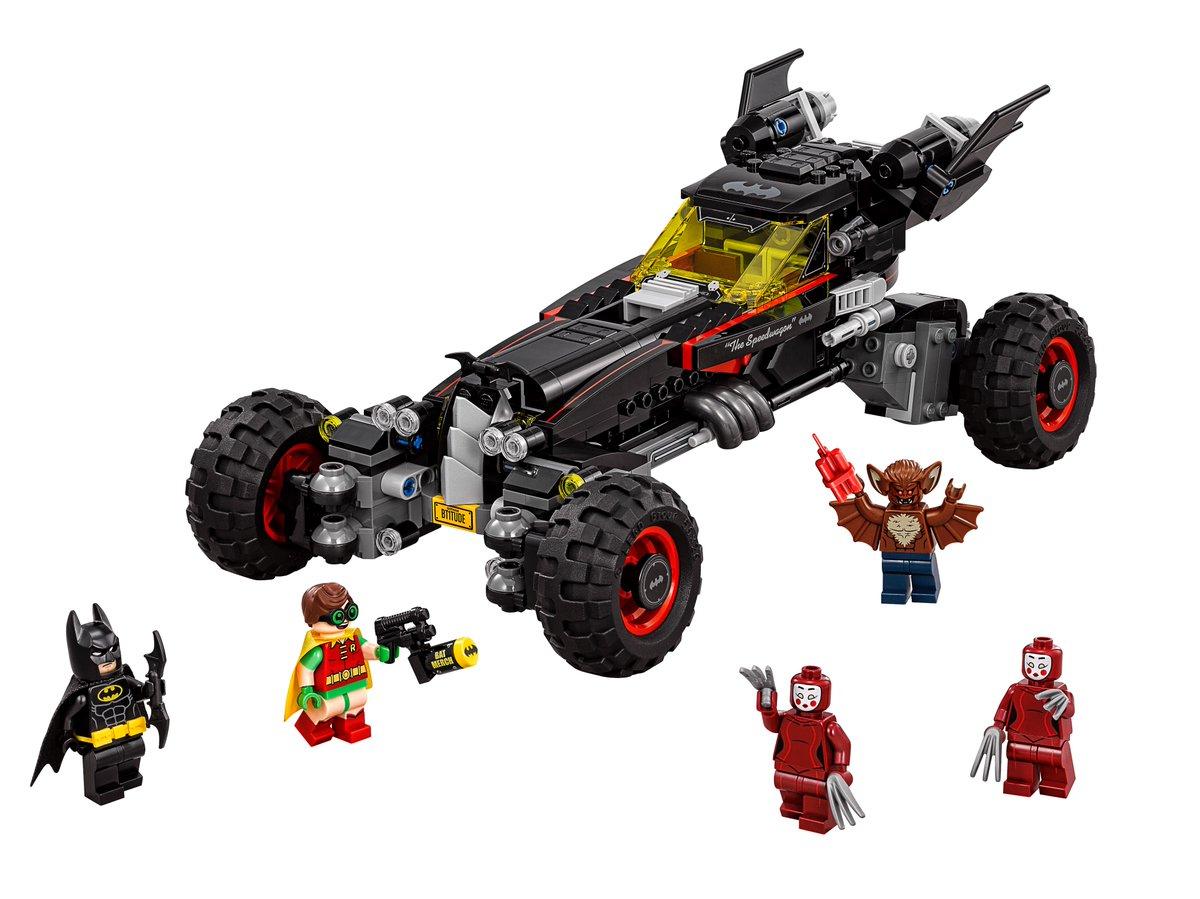 70905 The Batmobile, $59.99 / 581 piezas.