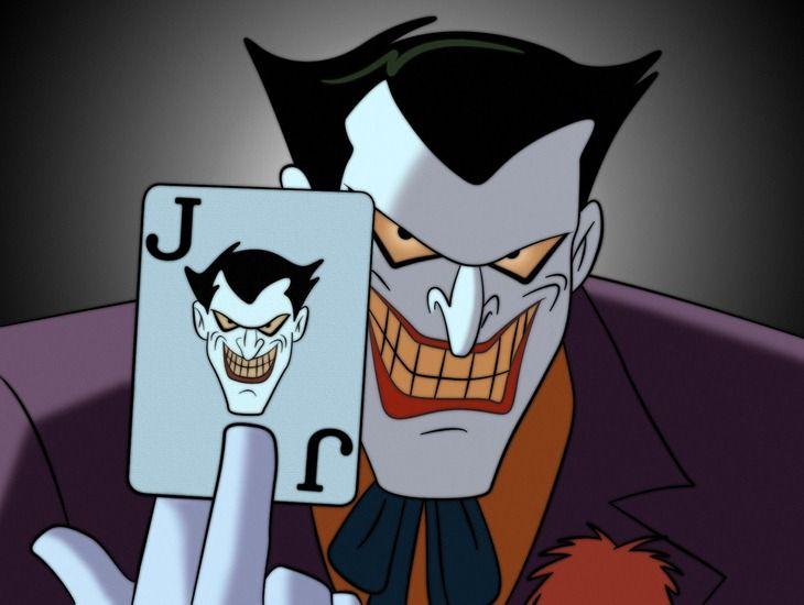 Joker Btas Y Carta Todo Lo Cool